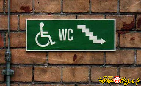 WC handicap�s