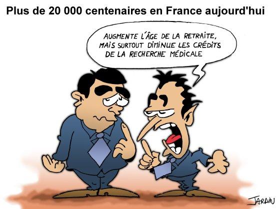 centenaires : une ressource pour la France