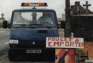 Poulet A Emporter Dessin Humoristique Insolite Humour