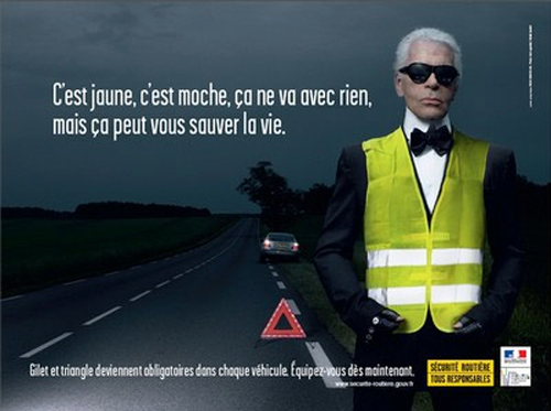 pub humour. Pub-securite-routiere